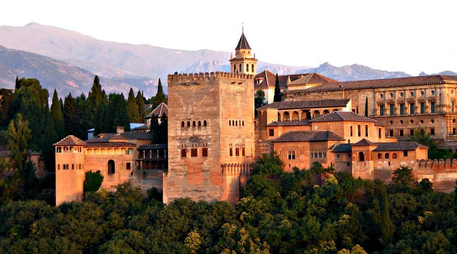 Alhambra-Andalousie