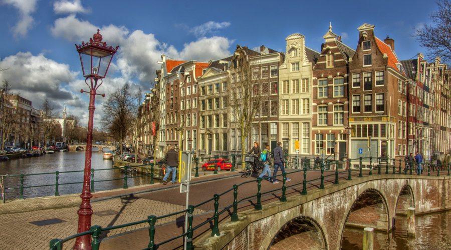 Amsterdam - hôtels insolites