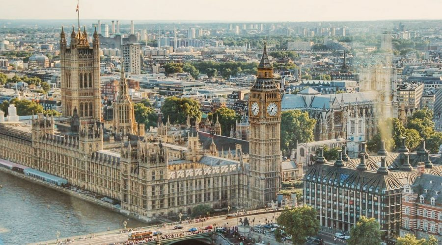 Hôtels de luxe - Londres