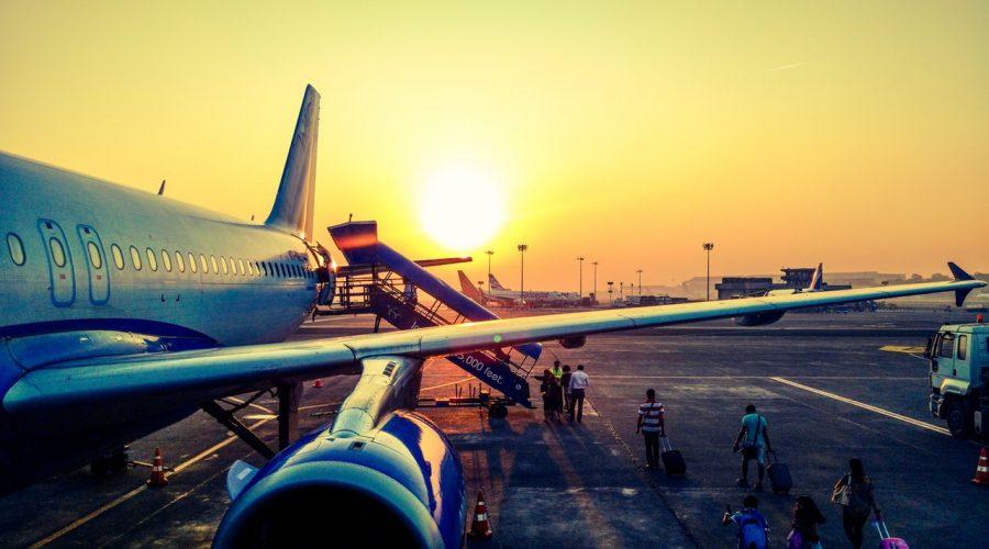 Aéroport système facial
